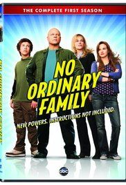 No Ordinary Family Season 1 Episode 4 Megavideo. The Powells are a typical American family living in fictional Pacific Bay, California, whose members gain special powers after their plane crashes in the Amazon.