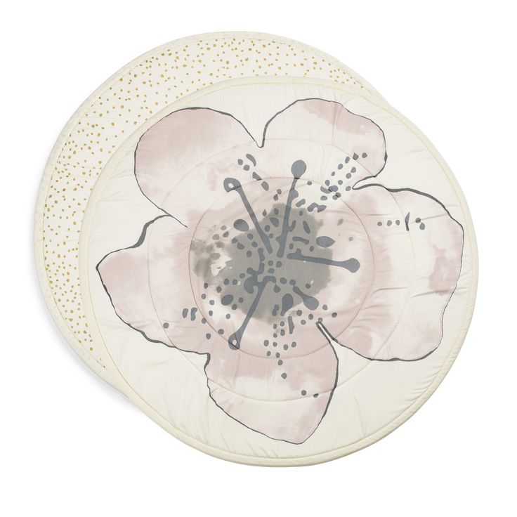Play Mat - Embedding Bloom Pink From Elodie Details HOME COLLECTION, SS18 - The Gilded Garden
