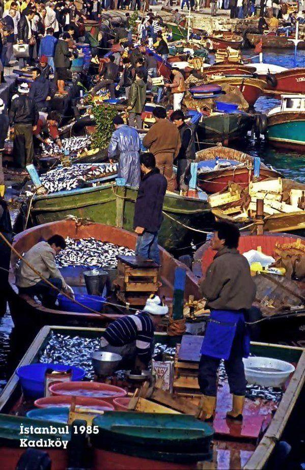 Balıkçılar (1985, Kadıköy)