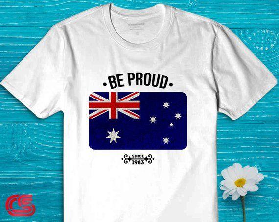 d11071e09c9 Australia T Shirt