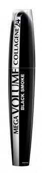 Тушь для ресниц L'Oreal Mega Volume Collagen 24 ч Black Smoke Мега-объем Экстра черная (3600522285946)