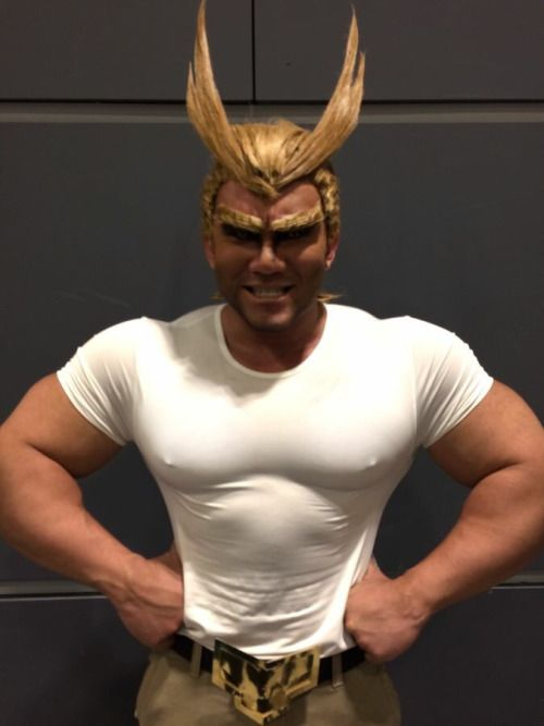 Midnight boku no hero cosplay