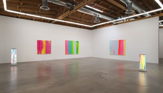 Installation view of Into the Sun, 2013, Photo Credit: Robert Wedemeyer