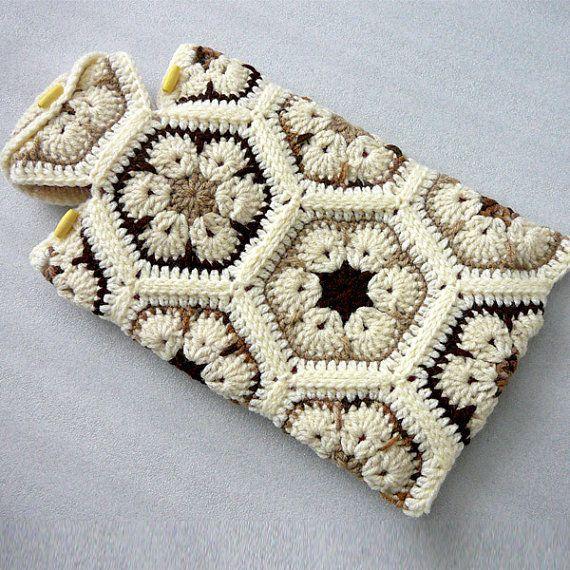 334 best flor africana crochet images on Pinterest | African flowers ...