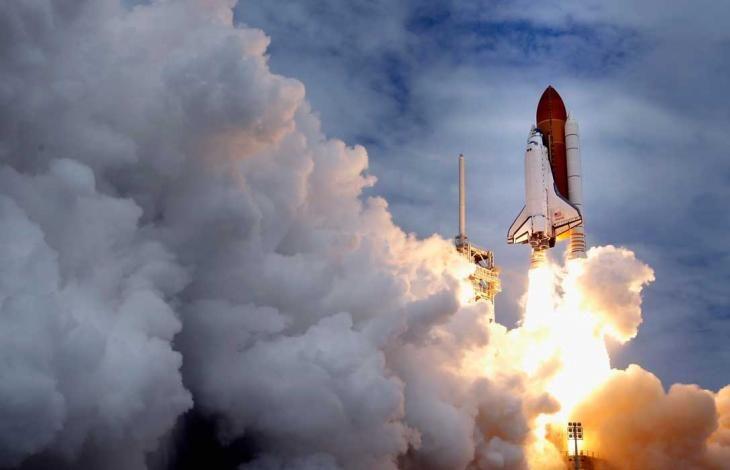 Suoni spaziali.La NASA ha aperto un account su SoundCloud, un social network per condividere suoni e canzoni e ha iniziato a pubblicarci una serie incredibile di suoni dalle missioni spaziali.  L'ultimo lancio dello Shuttle nel 2011 (Chip Somodevilla/Getty Images)