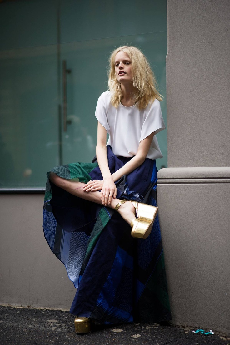 Hanne Gaby Odiele (image: thecut)