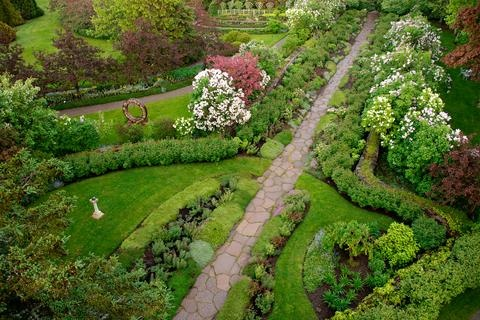 Reford Gardens/Jardin de Métis in the Gaspésie region
