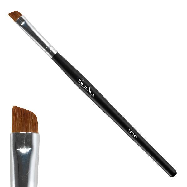 Schuine kwast voor ogen - 8mm op PrettyMe.be! De webshop voor kwalitatieve make-up en schoonheidsproducten! Gratis levering in BE & NL!