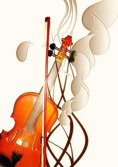 Violin, Instrument, Music