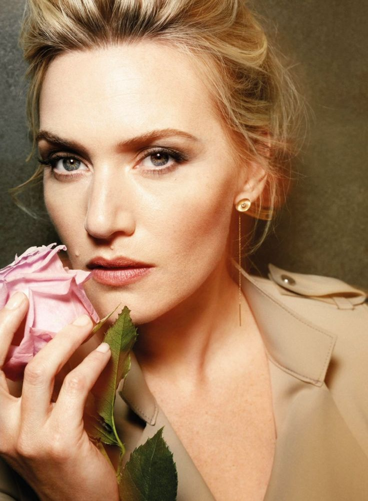 Marie Claire UK Editorial November 2014 - Kate Winslet by Nico