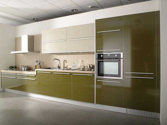 Nice Color For A Kitchen