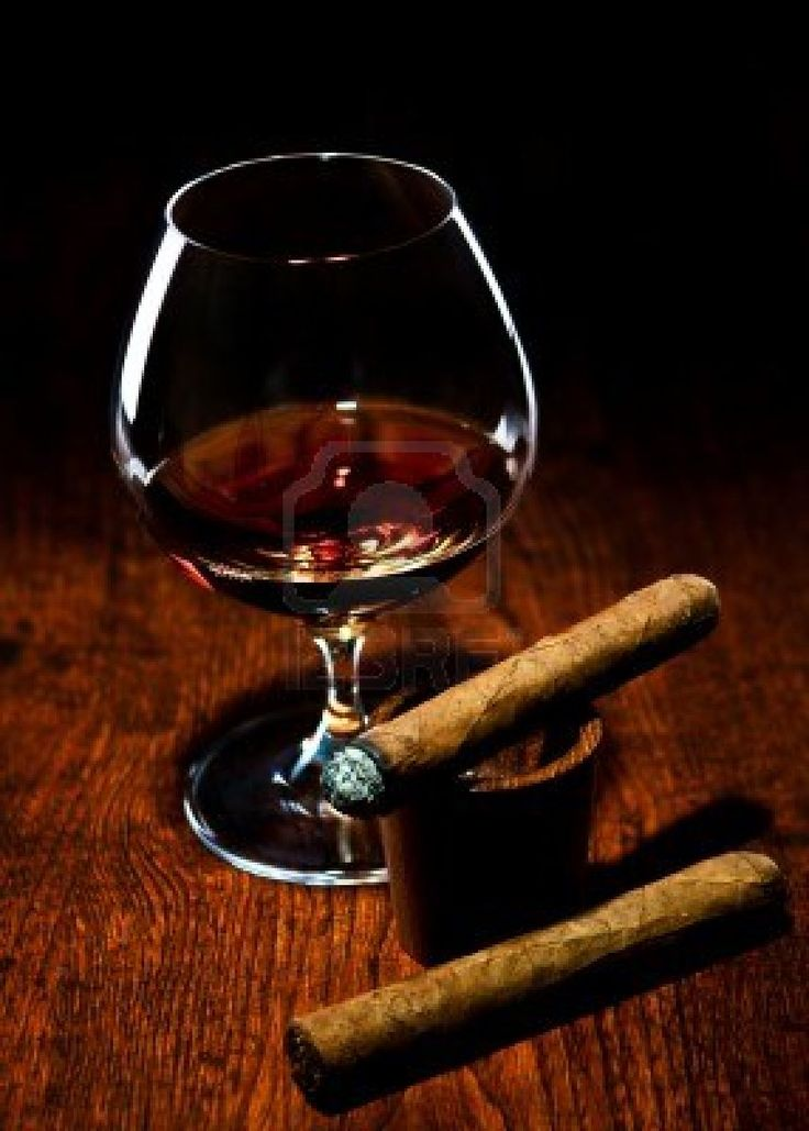 Cigar and Scotch, slow down take time to enjoy. I think I will : )