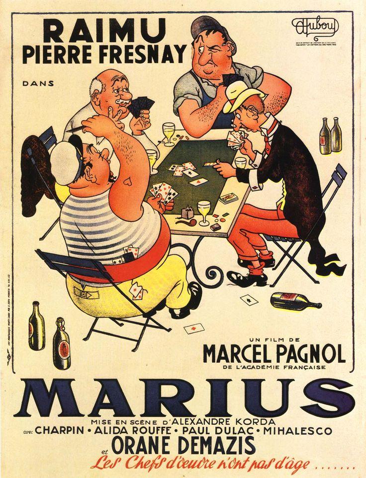 Marius, un film Français