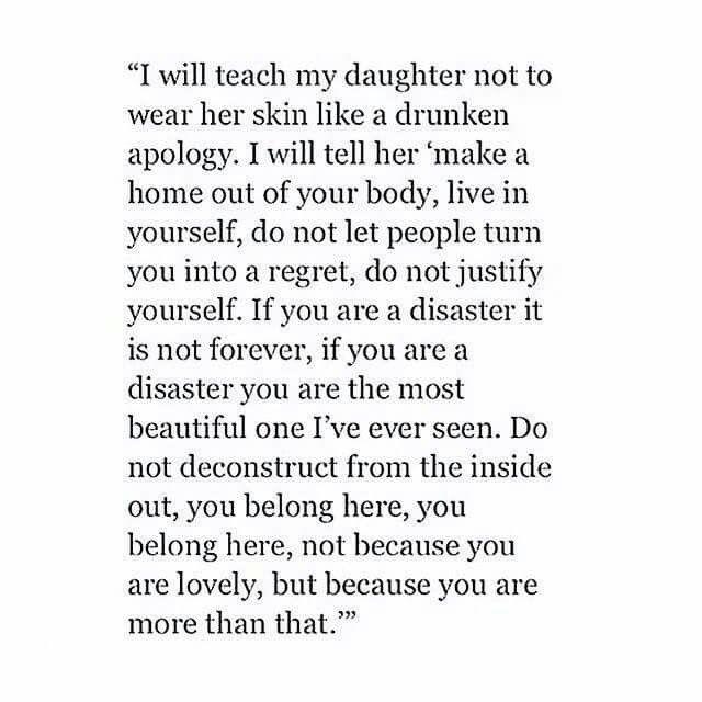 Teach my Daughter
