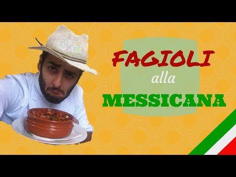 Fagioli alla messicana piccanti (facile e veloce) - frijoles refritos - YouTube