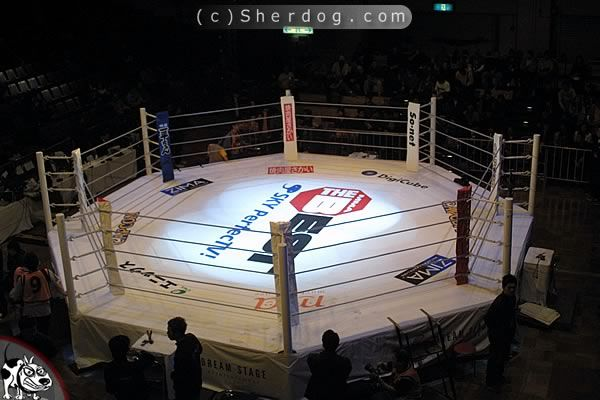 Pride The Best Pride Fc Mma Octagon Ring Tna Gyms