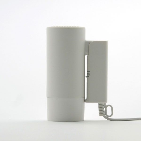 Yohei Kuwano, Travel Hair Dryer for MUJI