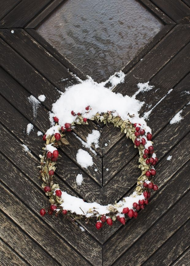 Et magisk julehjem med hjemmelavet pynt | Mad & Bolig