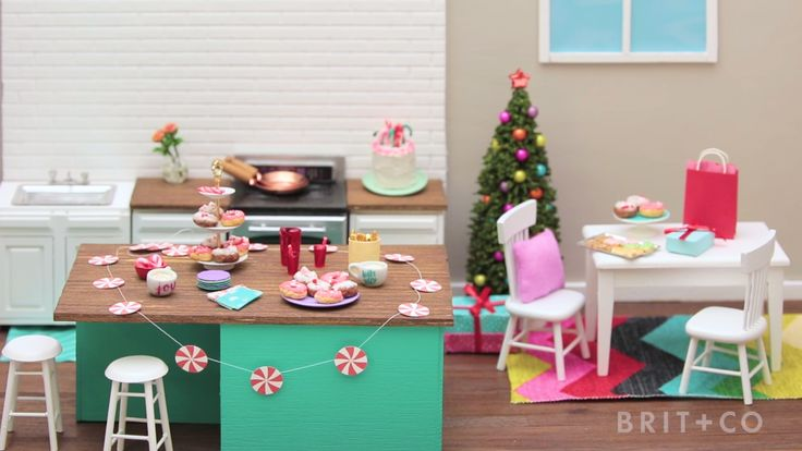 Donut worry about a thing this holiday season! How cute is this Mini Peppermint …