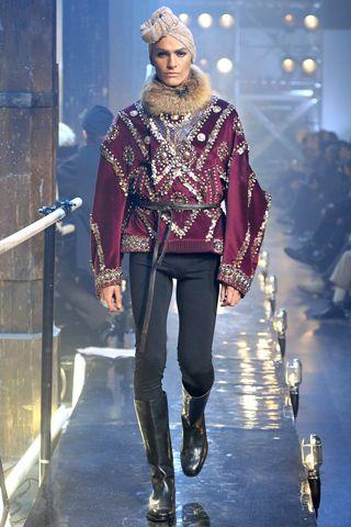 John Galliano Fall 2011 Menswear