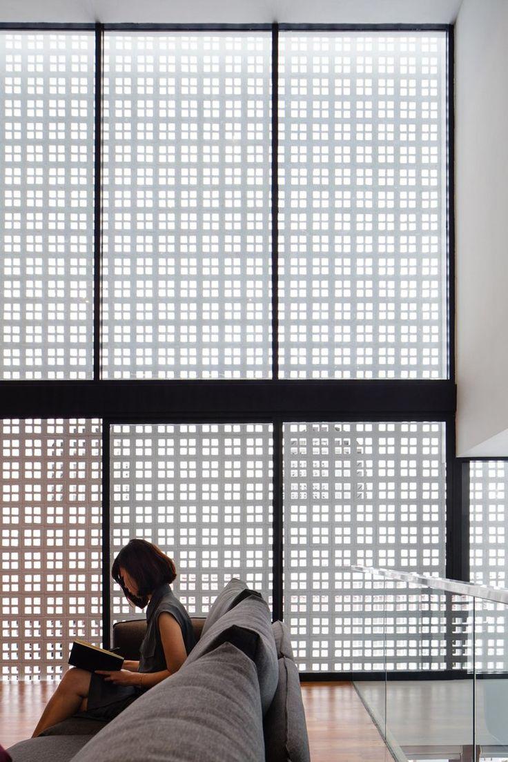 Screen house, 2015 - Materium