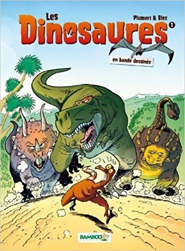 Bd erotic girl dinosaure