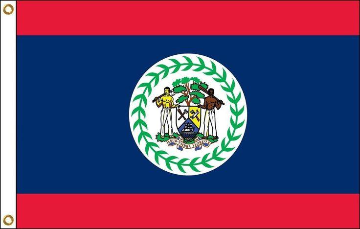 Belize Flag | 3' x 5'