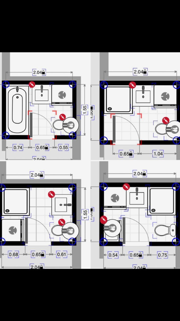 Transforming Small Bathrooms In Just 6 Easy Steps Nebolshie