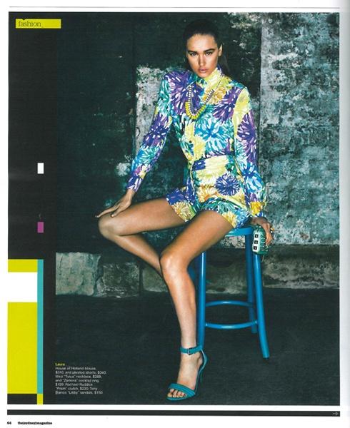 #jewels The Sydney Magazine September 2012