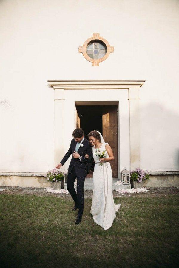 vintage italian wedding
