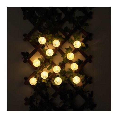 SOLVINDEN Dekoration för ljusslinga  - IKEA
