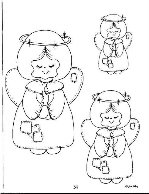 Dibujos De Angelitos De Navidad. Cool Dibujos De Angelitos De ...