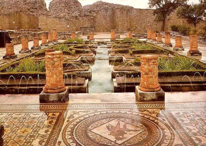 Ruinas de Conimbriga, Condeixa Coimbra- Portugal