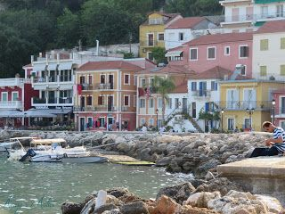 My First time visiting Parga, Greece. Here's a breakdown of what I did, and what you could do if you visit!