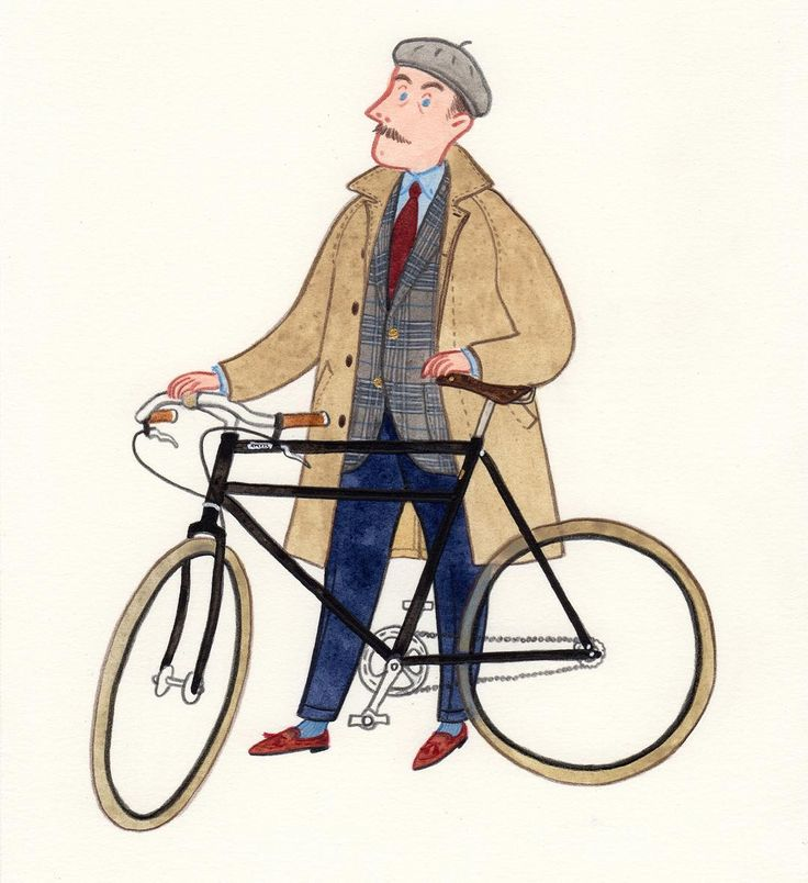 Outside of those stereotyped Pitti icons, here comes an interesting sporty gentleman styled by @foxbrothers1772 @douglas_cordeaux #mensfashion #menswear #fabric #fashionillustration #slowboy