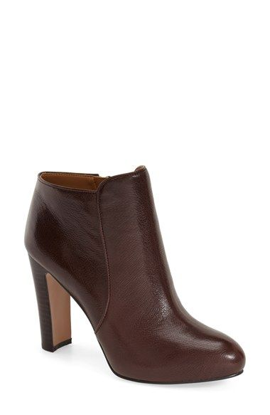 Nine West 'Gidran' Ankle Bootie (Women) available at #Nordstrom