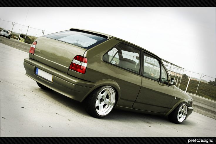 volkswagen deviantart | Vw Polo G40 By Blackboxdesign On Deviantart - Free Download Wallpaper ...