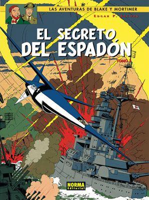 BLAKE Y MORTIMER 11. EL SECRETO DEL ESPAD�N 3