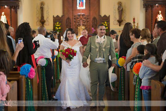 Mexican wedding ~ Love!!