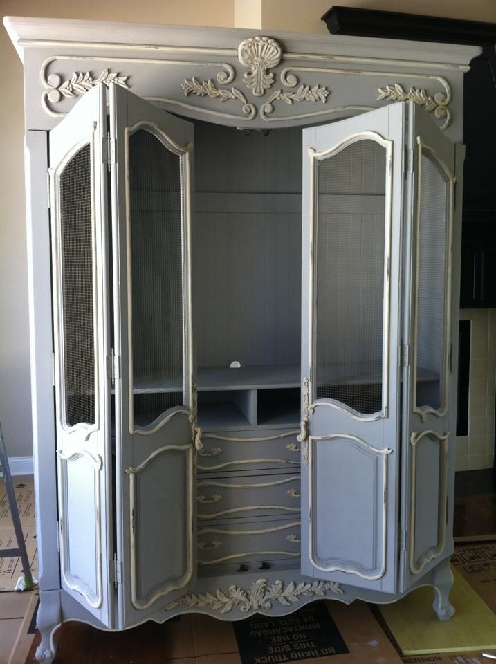 The 25 Best Armoire Dresser Ideas On Pinterest Shaby Chic Shabby Chic Style And Chalkboard