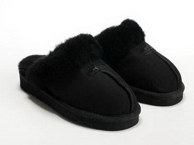 Ugg 5125 Slippers Black UK $89