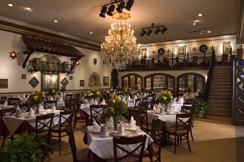 The don quixote dining room columbia restaurant ybor for S s columbia dining room