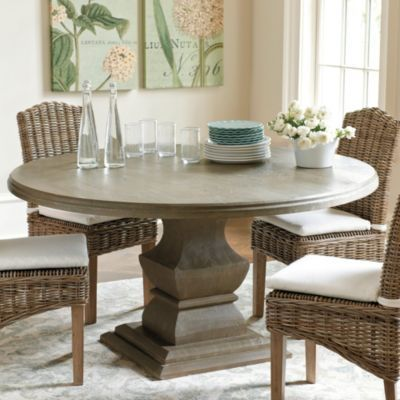 Andrews Pedestal Dining Table | Ballard Designs