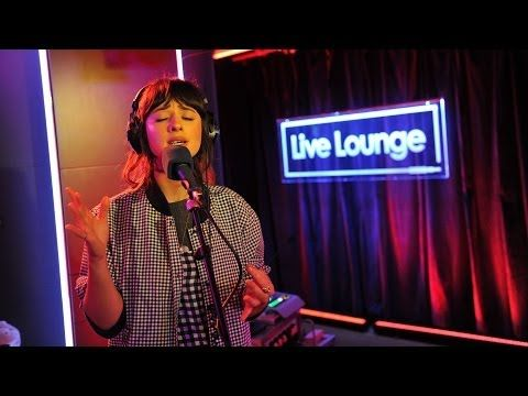 Foxes cover Pharrell's Happy with a touch of Massive Attack's Teardrop in the Radio 1 Live Lounge - YouTube