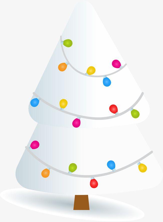 White Lights Christmas Tree Christmas Tree Lighting Christmas Tree Light Colors