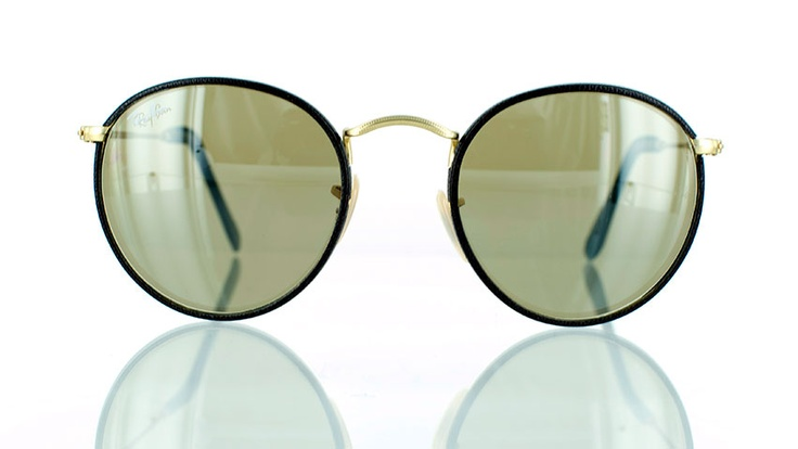"""Ray-Ban 4375 : Designer round sunglasses - find this Great """"Glassby"""" look at Goo Goo Eyes 