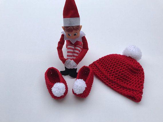 Baby hat and Bootiescrochet baby hat baby sleepersbaby