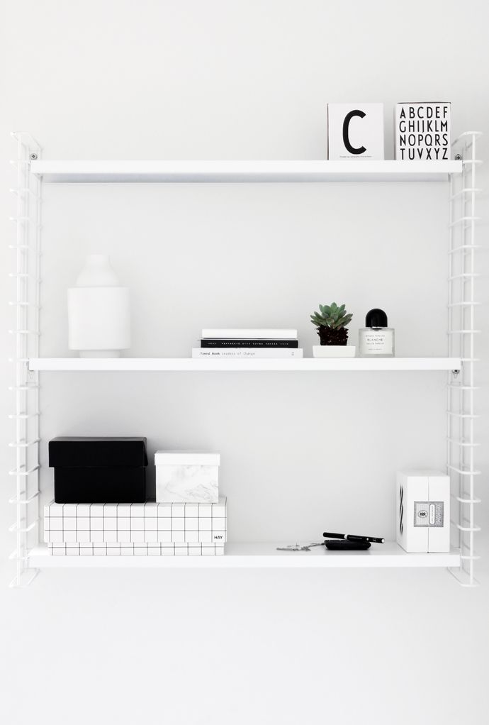 MyDubio | Tomado shelves | String shelves alternative