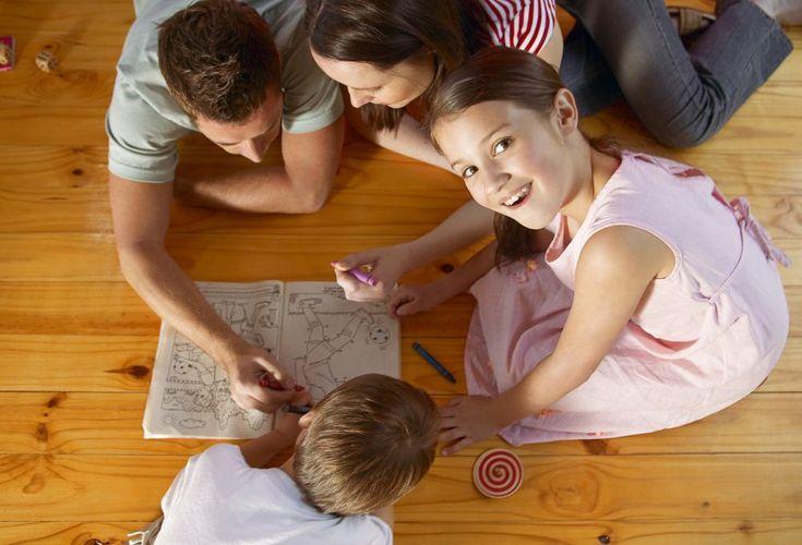22 inne-aktiviteter du kan gjøre med barna i vinterferien