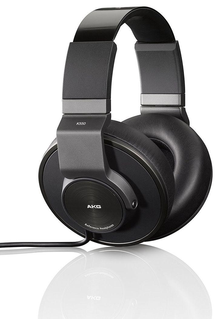 AKG K550 MKIII Closed-back over-ear headphones